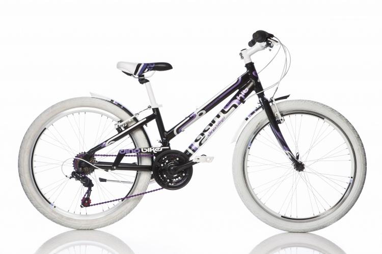 Aurelia Game Kit Alloy 1024GA 24 Inch Meisjes 18V V Brake Paars