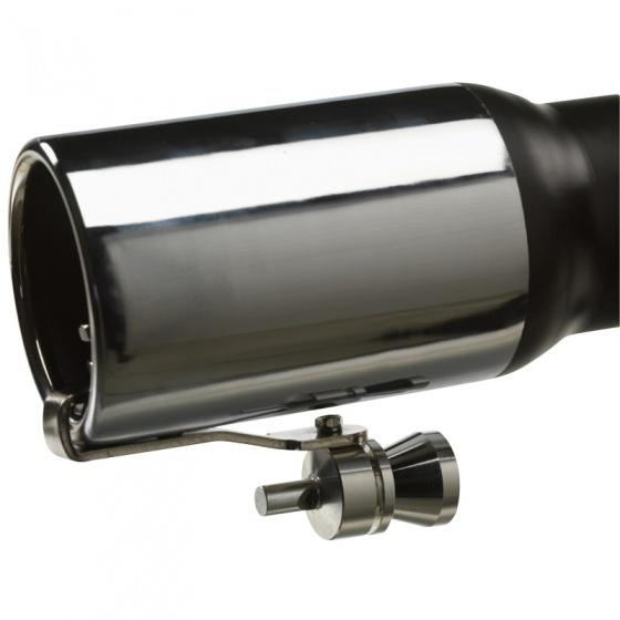 48/mm Auspuff TURBO WHISTLER Durchmesser 37