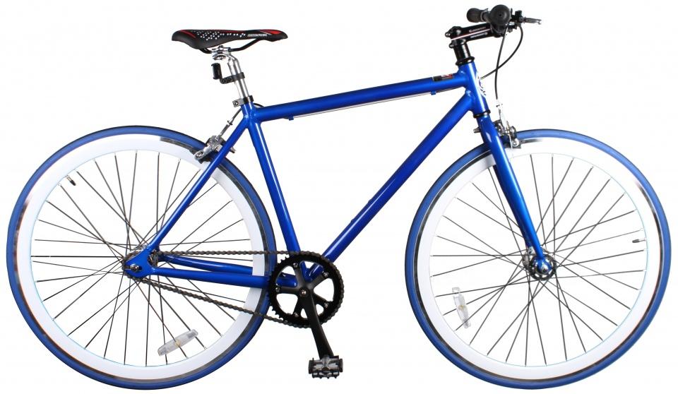 Avalon - Fxd 28 Inch 54 Cm Heren V-brake Blauw