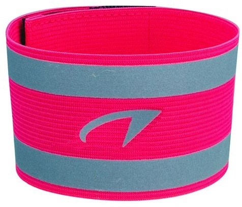 Avento Sportarmband Reflecterend 30 X 5 cm Roze