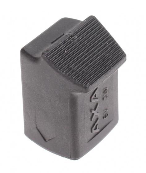 AXA Dynamobeschermkapje links zwart