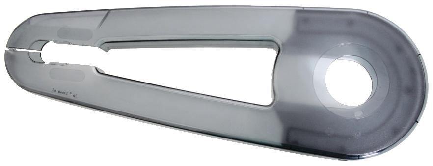 AXA Kettingkast Benjamin 20 inch open transparant 52x18cm
