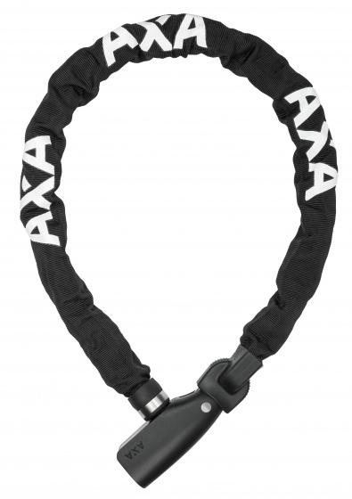 AXA kettingslot Absolute 8 mm x 90 cm staal/polyester zwart