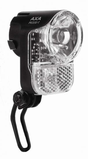 AXA koplamp dynamo Pico 30 T led zwart