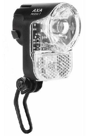 Axa Koplamp Pico30 Steady Switch Dynamo zwart