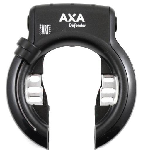 Axa - Ringslot Defender Klapsleutel Art-2 Zwart
