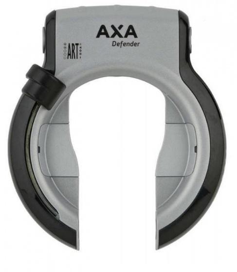 AXA Ringslot Defender RL ART 2 zilvergrijs, zwart