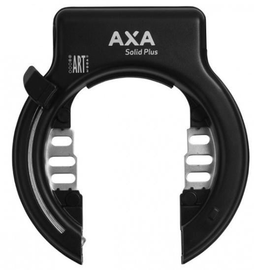 AXA Ringslot Solid Plus ART 2 zwart