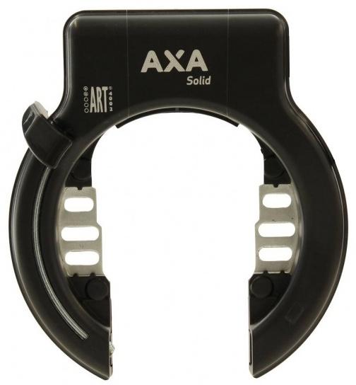 AXA Solid Ringslot ART 2 zwart