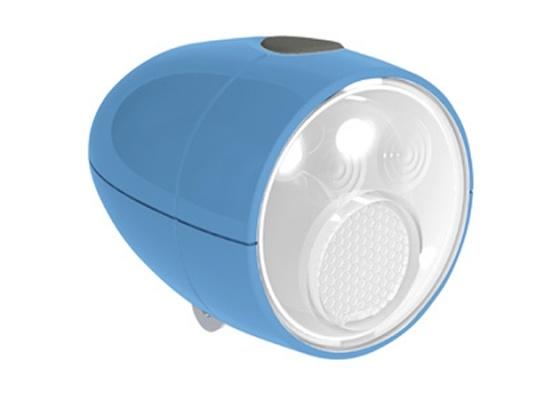 AXA Vintage LED Koplamp Classic Blauw