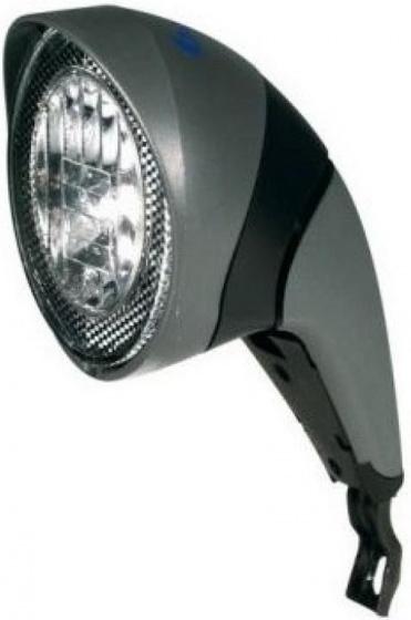 AXA voorlicht Basta Horizon dynamo 2,4 watt zwart/grijs