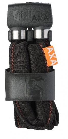 AXA Vouwslot 600 flexibel 950 x 6 mm zwart