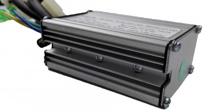 Bafang controller voor brushless motor zilver