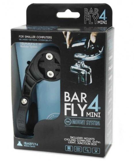 Bar Fly fietshouder 4 Max Mini zwart 5 delig