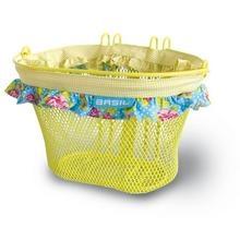 Basil Fietsmand Jasmin Rosa Basket Kind Lime Groen