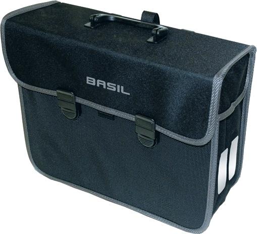 Basil pakaftas Malaga 13 L zwart