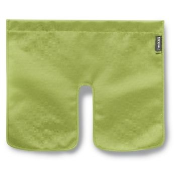 Basil Preston Windschermflap Lime Groen