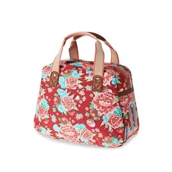 Basil Schoudertas Bloom Girls Carry All Bag 11 Liter Rood