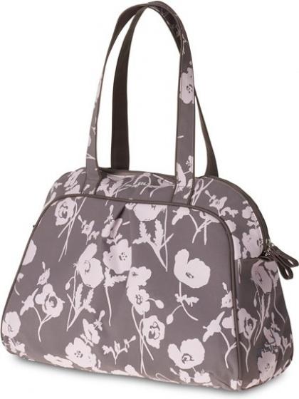 Basil schoudertas Elegance Carry All bag 17 liter taupe