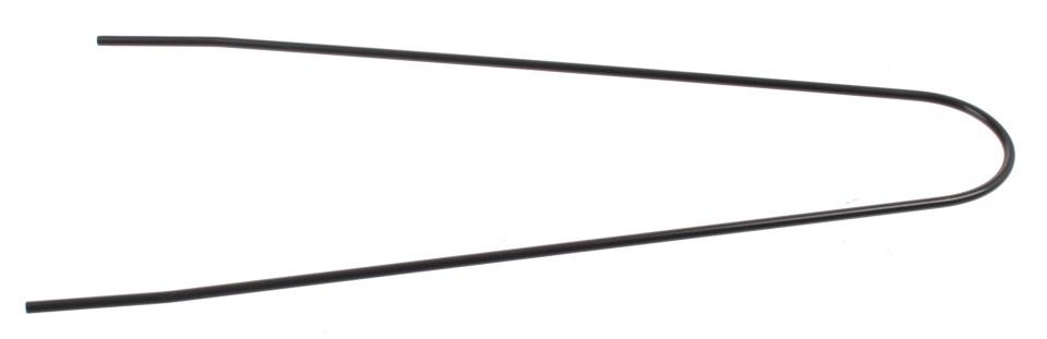 Batavus spatbordstang draad 26 inch staal zwart per stuk