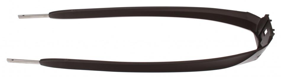 Batavus spatbordstang kunststof 28 inch bruin per stuk