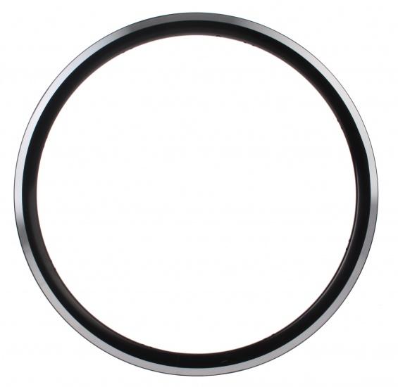 Batavus velg 20 inch staal 16G zwart