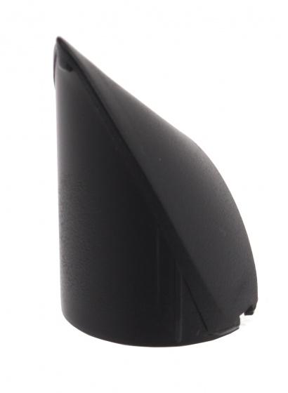 Batavus voorvork dop kunststof 26,2 mm zwart