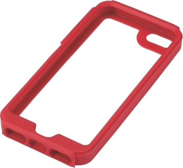 BBB Sleeve voor Patron telefoonhouder Iphone 4/4S rood