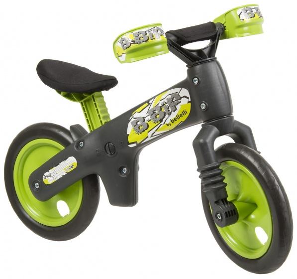 Bellelli Bbip 12 Inch Junior Zwart/Groen