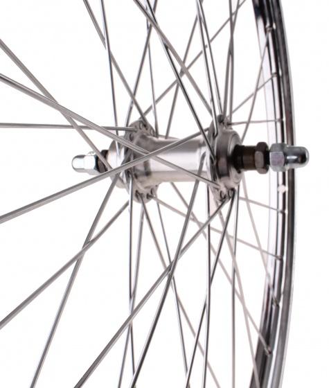 Beretta achterwiel 28 inch (622 19) freewheel velgrem chroom