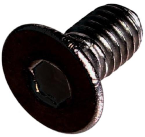 Berner inbusbout SPD M4 x 8 mm zilver