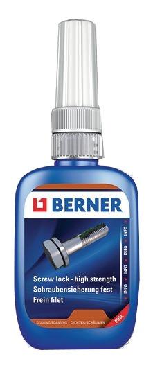 Berner smeermiddel borgring extra sterk 24 ml