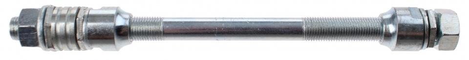 Bhogal achteras derailleur 170 mm 5S zilver