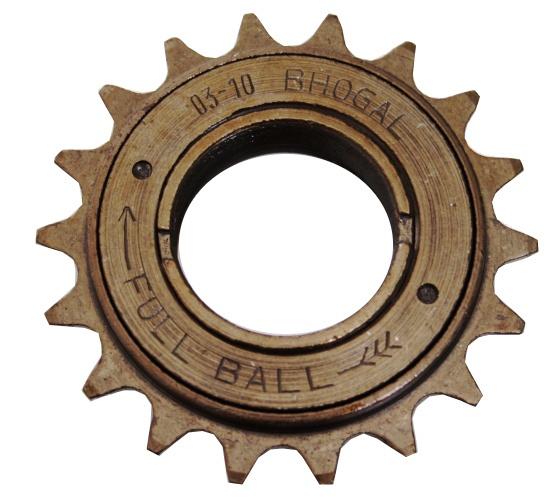 Bhogal Freewheel 18T 1/2 X 1/8 Inch Bruin
