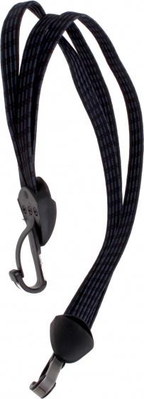 Bibia snelbinder Trio 62 cm zwart/blauw