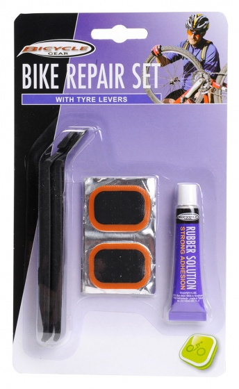 Bicycle Gear bandenplakset 9 delig