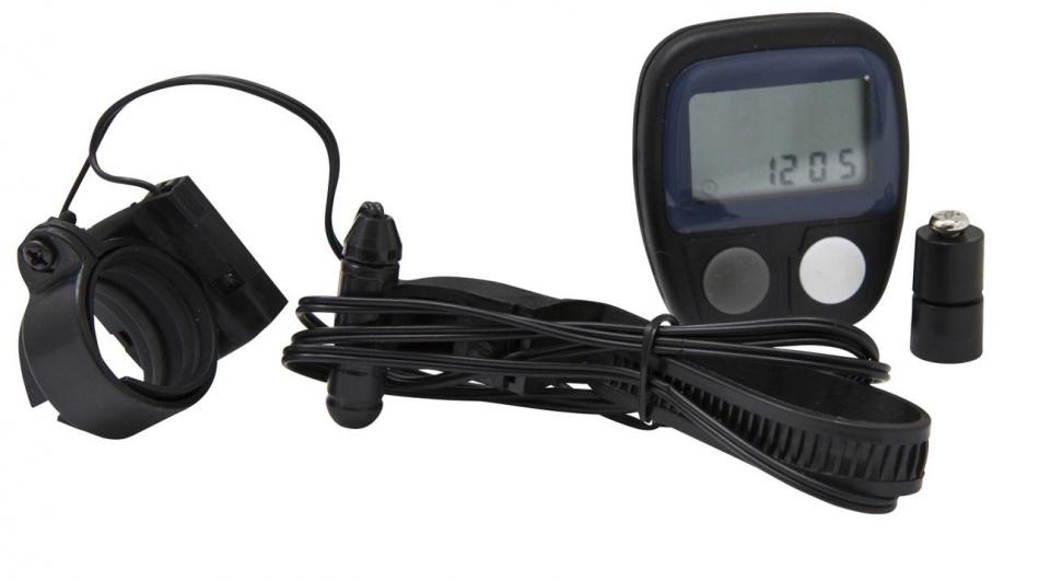 Bicycle Gear Fietscomputer 14 Functies zwart