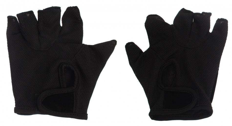 Korting Bicycle Gear Fietshandschoenen Unisex Zwart Maat S