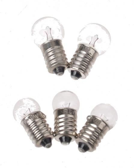 Bicycle Gear Fietslamp 3X0,6 Watt+2X2,4 Watt Set Van 5 Stuks