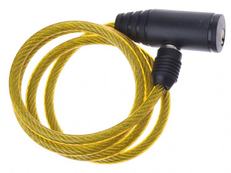 Bicycle Gear Kabelslot 900 x 6 mm geel