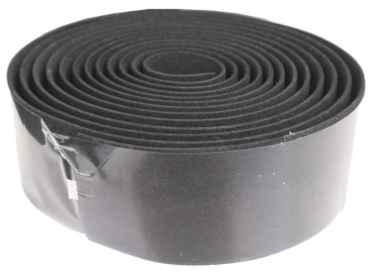 Bicycle Gear stuurlint 200 cm zwart