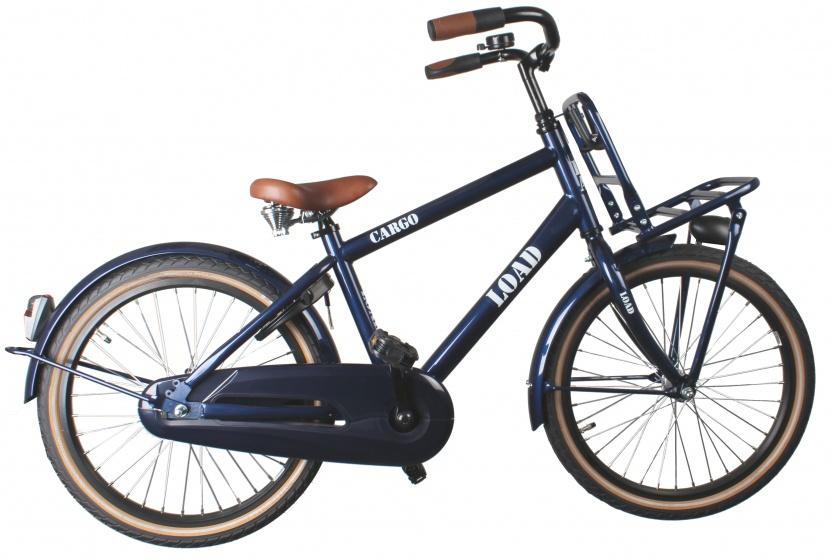 Bike Fun Cargo 20 Inch 33 cm Jongens Terugtraprem Blauw