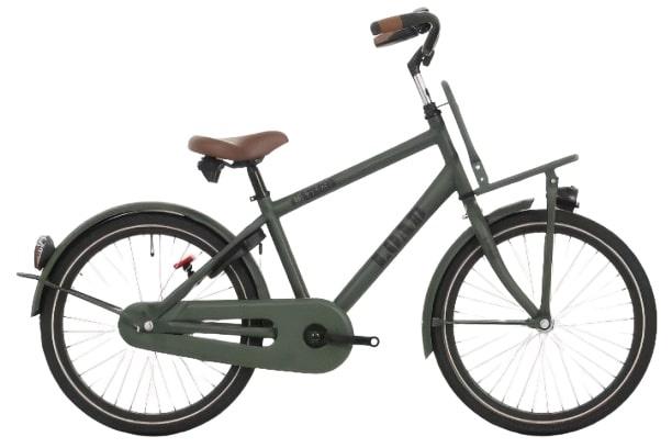 Bike Fun Load 26 Inch 42 cm Jongens 3V Terugtraprem Donkergroen