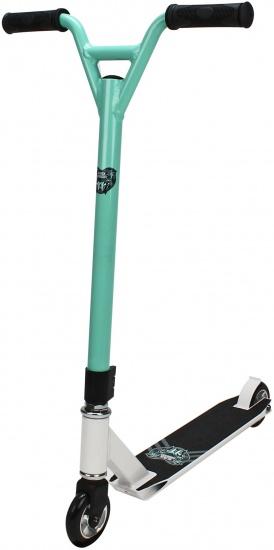 Black Dragon - Stunt Scooter 52mr Junior Voetrem Turquoise