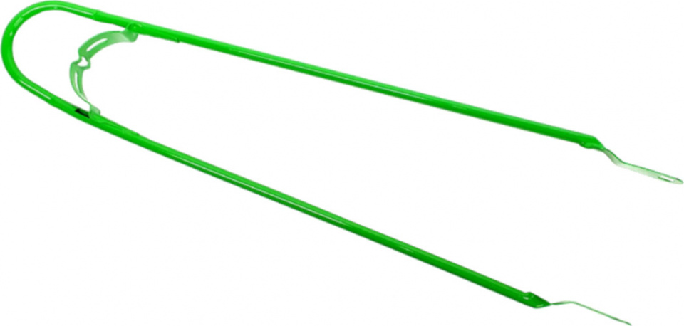 BLS spatbordstang Tour 28 x 1 1/2 inch 10 mm staal groen