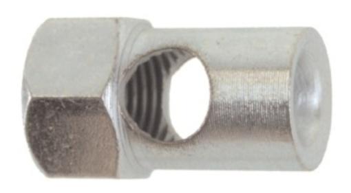Bofix Asmoer torpedo/Sram rechts 12 stuks (220420)