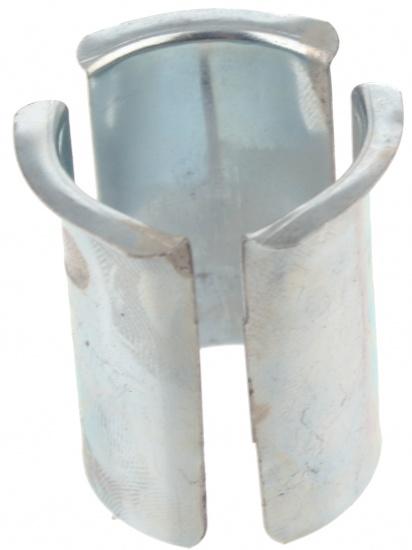 Bofix Vulbus 0,5 x 35 mm staal zilver 10 stuks