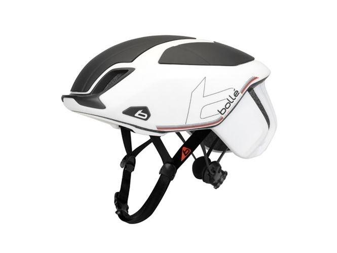Boll� fietshelm The One Premium wit/zwart unisex maat 51 54
