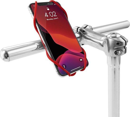 Bone Sport telefoonhouder Bone Sport Tie 3 fiets rood