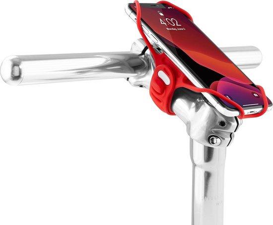 Bone Sport telefoonhouder Bone Sport Tie Pro 3 fiets rood